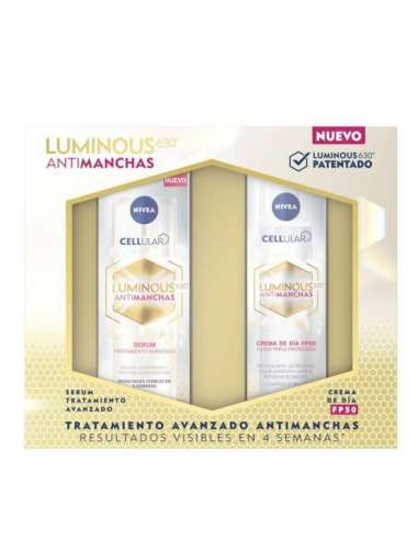 Nivea Cellular luminous Estuche crema...