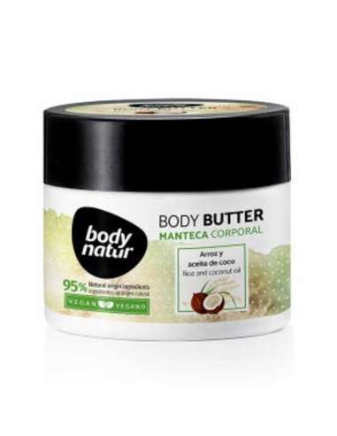 Manteca Corporal Body Natur Coco