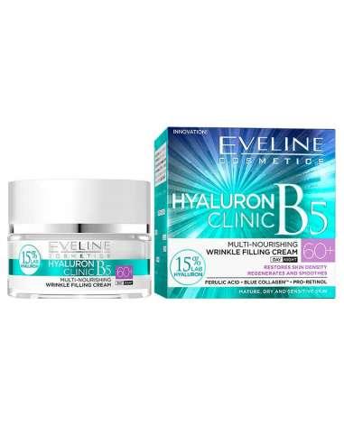 Eveline Cosmetics Hyaluron Clinic 60+