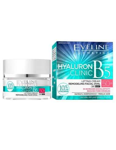 Eveline Cosmetics Hyaluron Clinic  50+