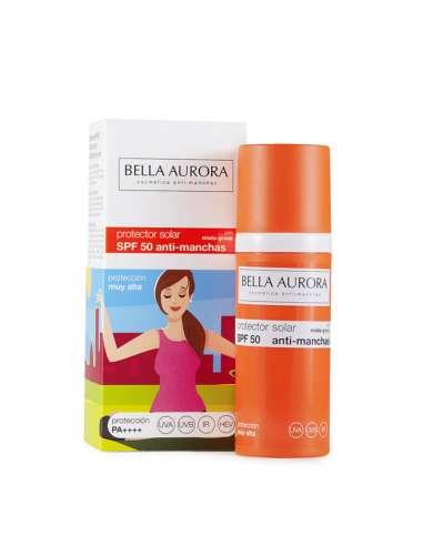 BELLA AURORA PROTECTOR FACIAL SPF50...