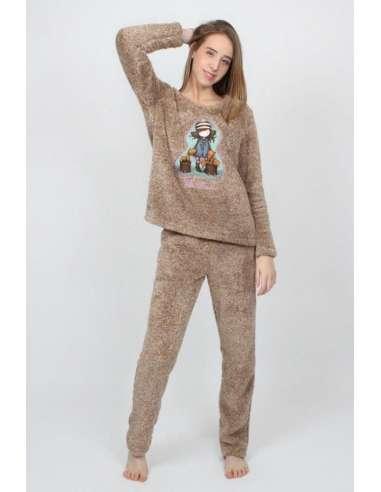 Pijama Corel calentito Santoro