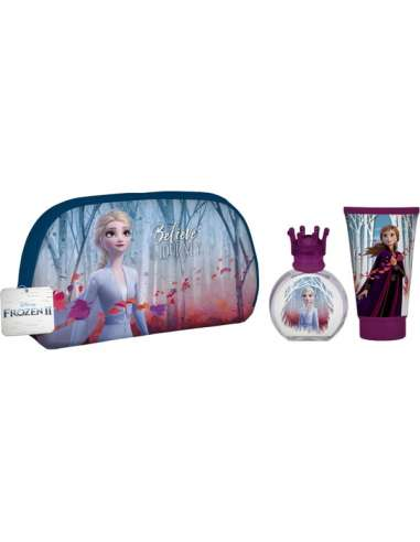 NECESER FROZEN COLONIA + GEL